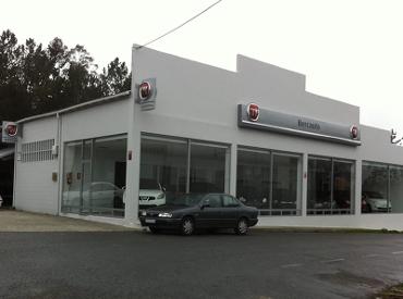 Bercauto - Fiat - Alfa Romeo - Carballo