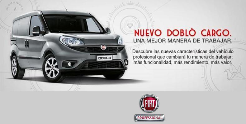 Fiat Professional, Nuevo Doblò Cargo