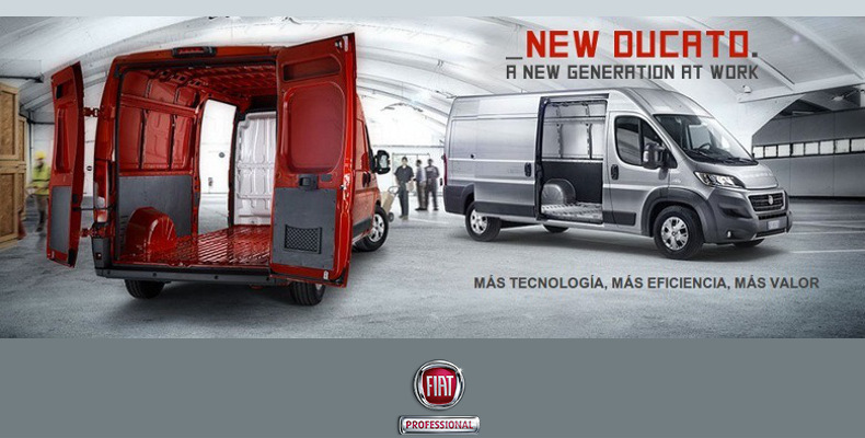 Nueva generación Ducato
